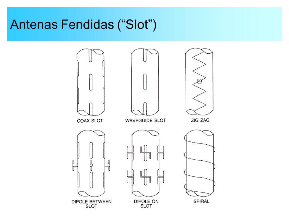 Antenas Fendidas ( Slot )