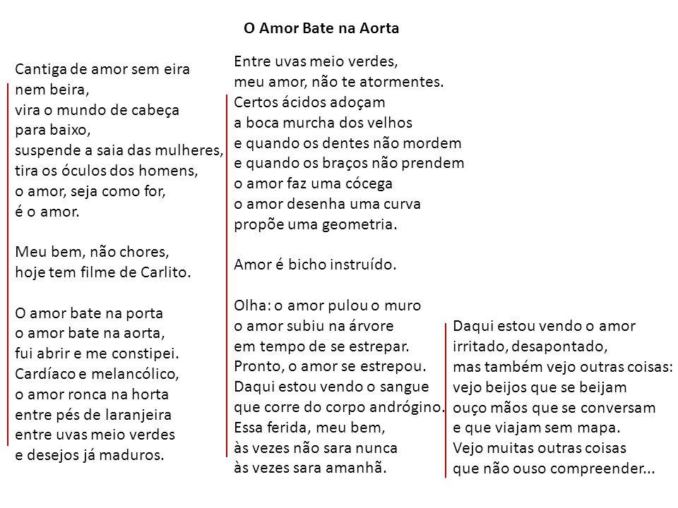O Amor Bate na Aorta