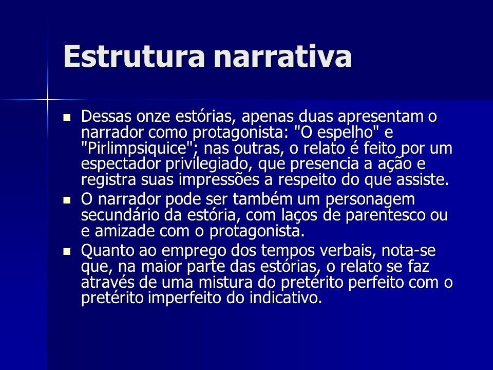 Estrutura narrativa