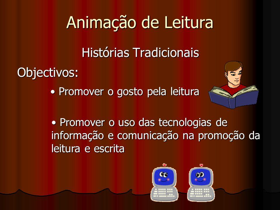 Histórias Tradicionais