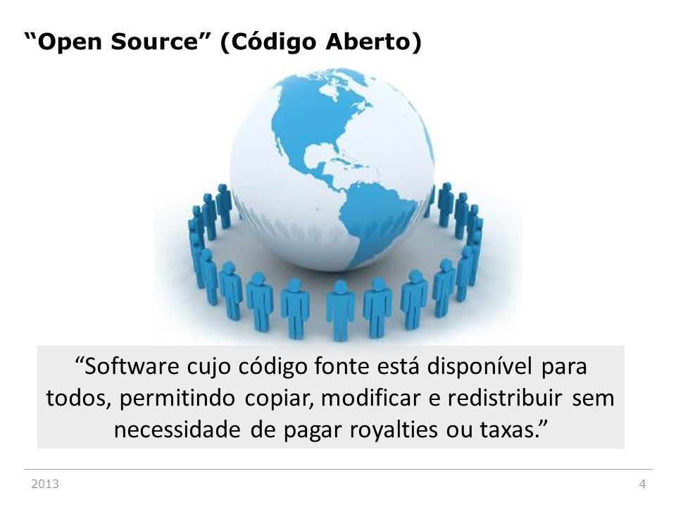 Open Source: Exemplos famosos