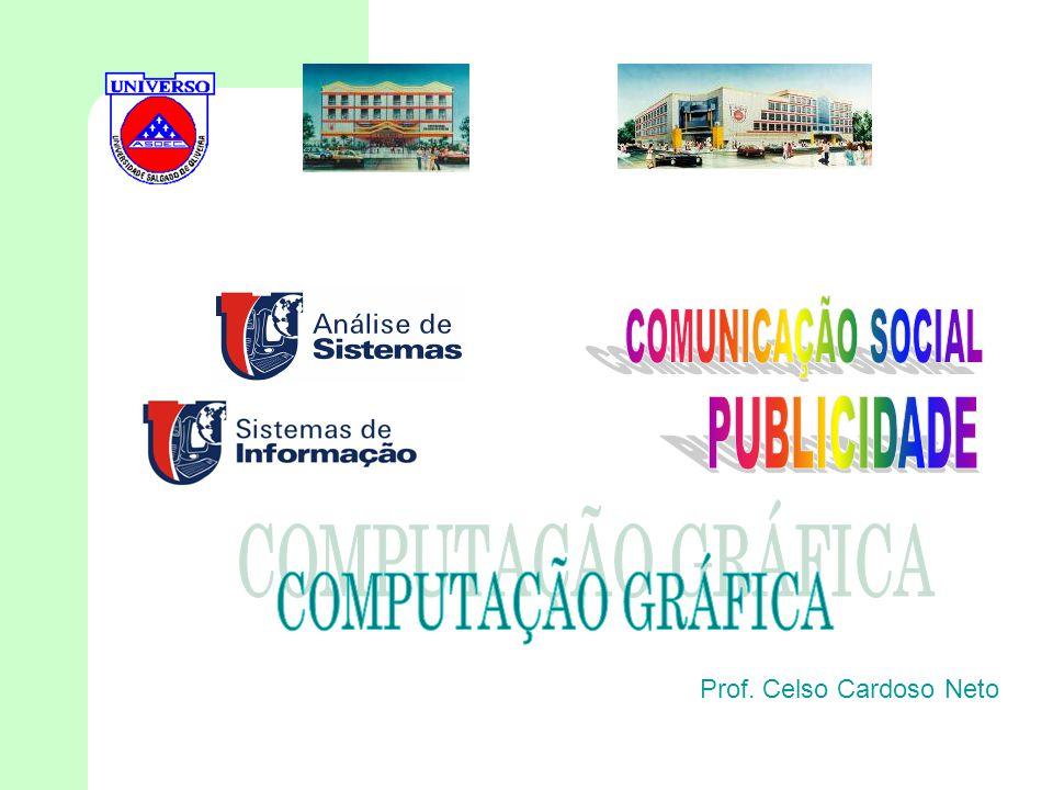 COMUNICAÇÃO SOCIAL PUBLICIDADE COMPUTAÇÃO GRÁFICA