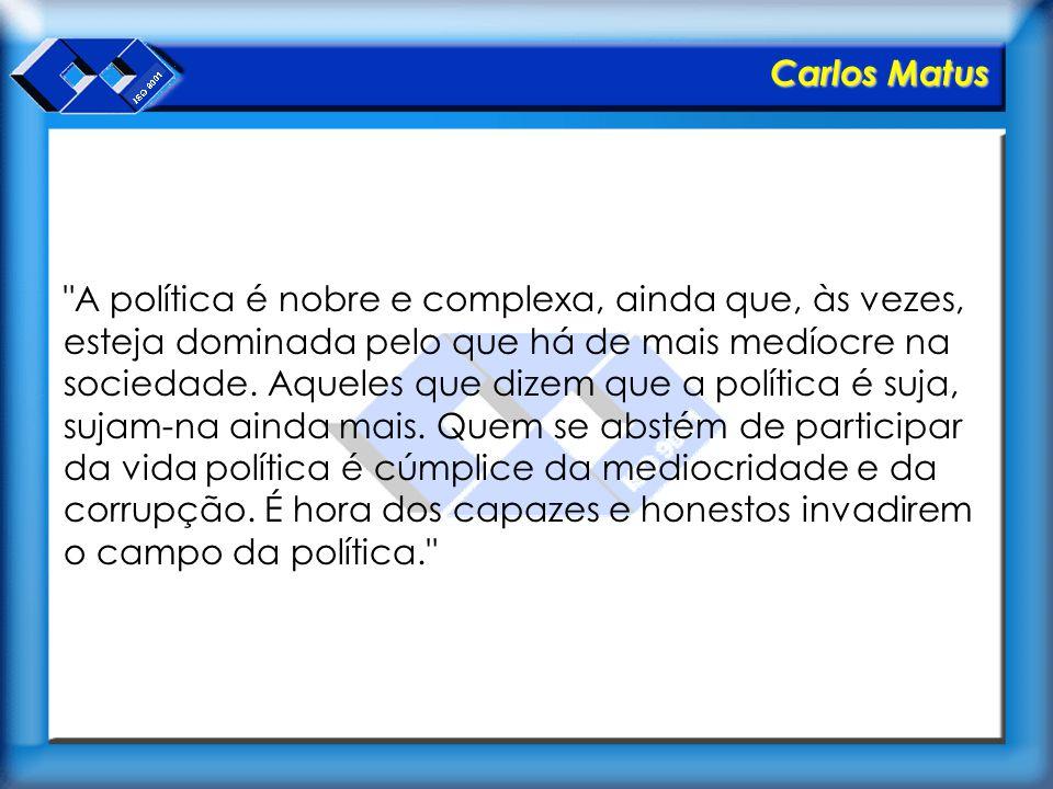 Carlos Matus