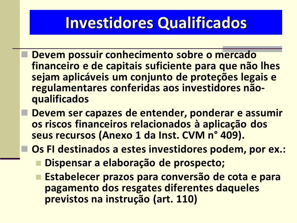 Investidores Qualificados