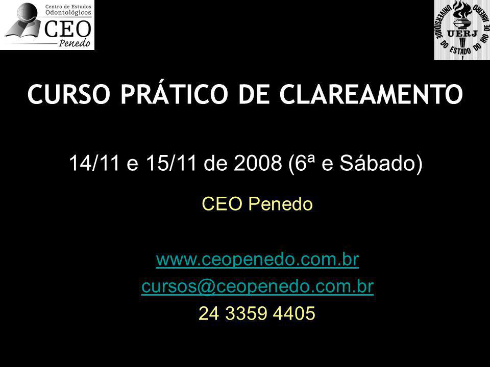 CURSO PRÁTICO DE CLAREAMENTO
