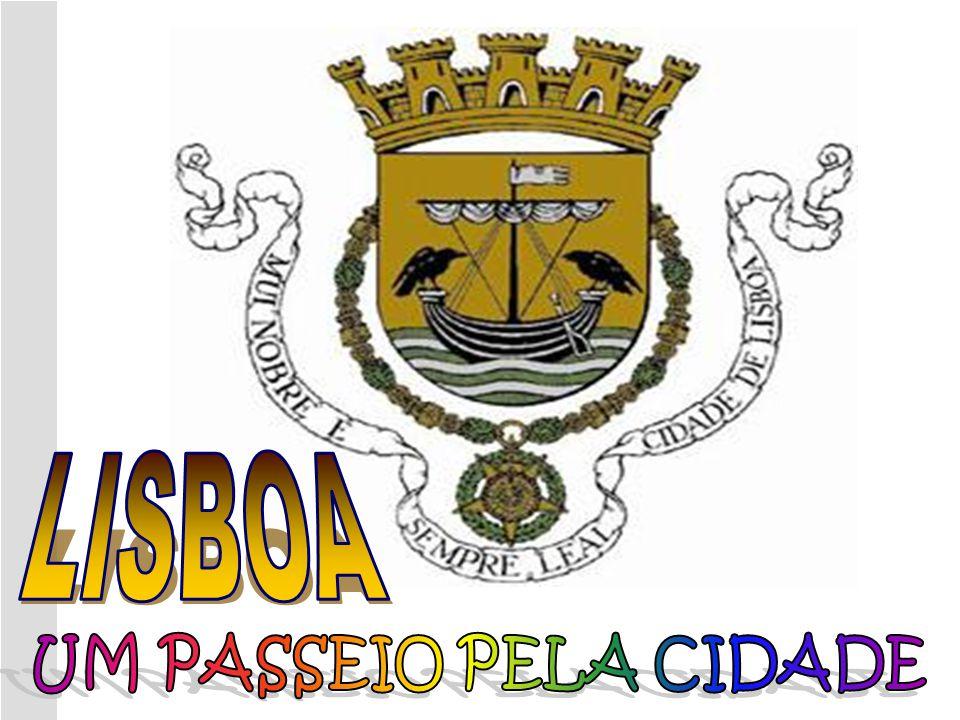 LISBOA UM PASSEIO PELA CIDADE