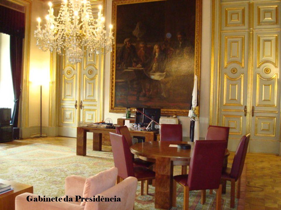 Gabinete da Presidência