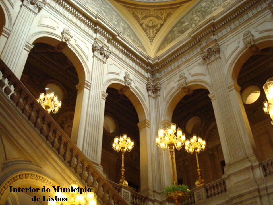 Interior do Município de Lisboa