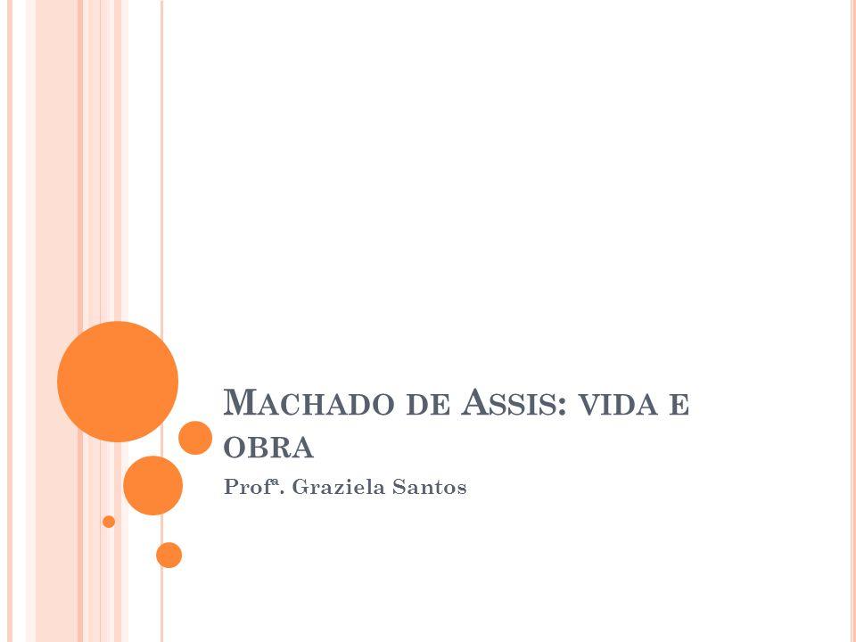 Machado de Assis: vida e obra
