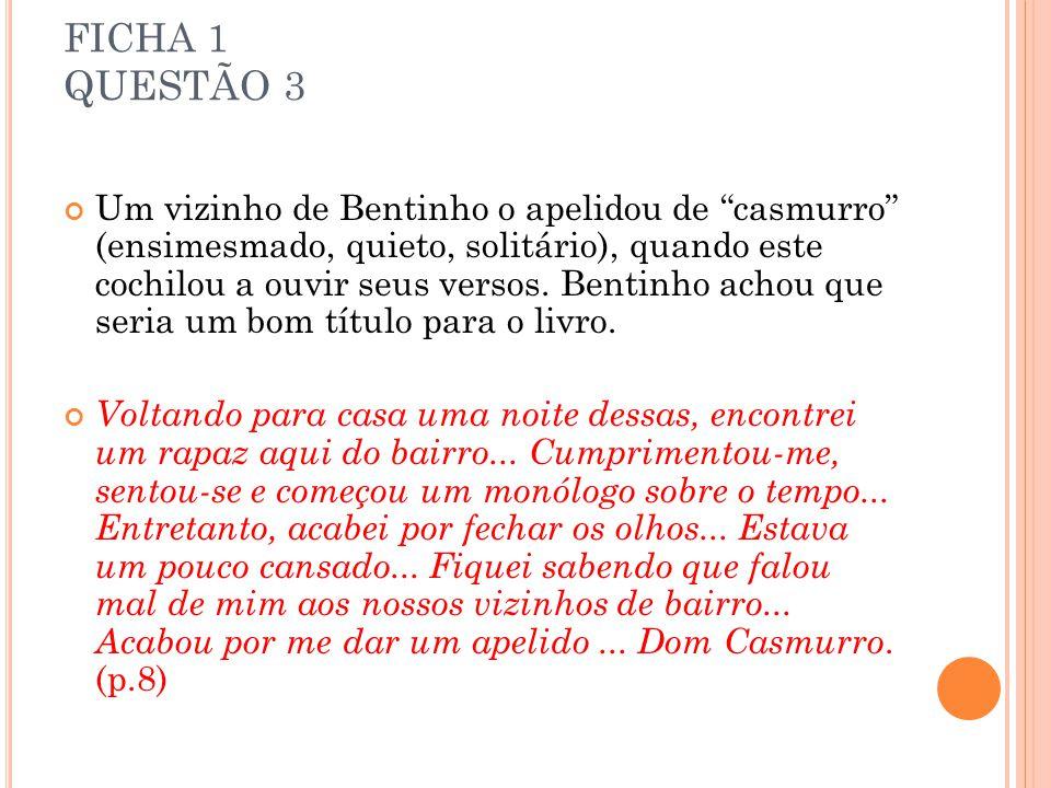 FICHA 1 QUESTÃO 3