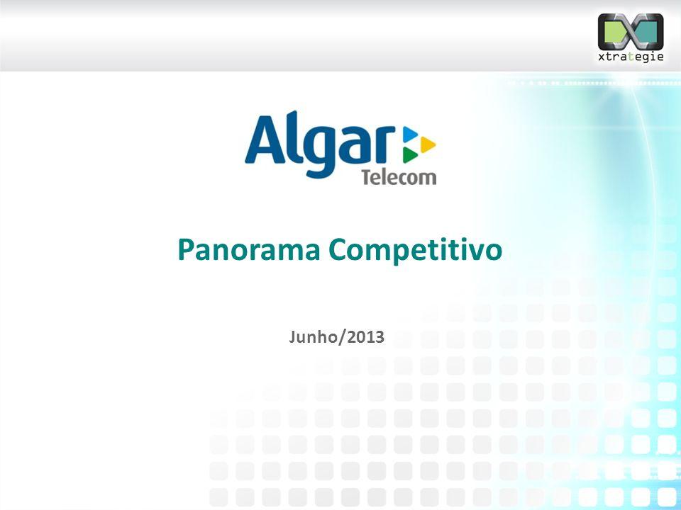 Panorama Competitivo Junho/2013 1