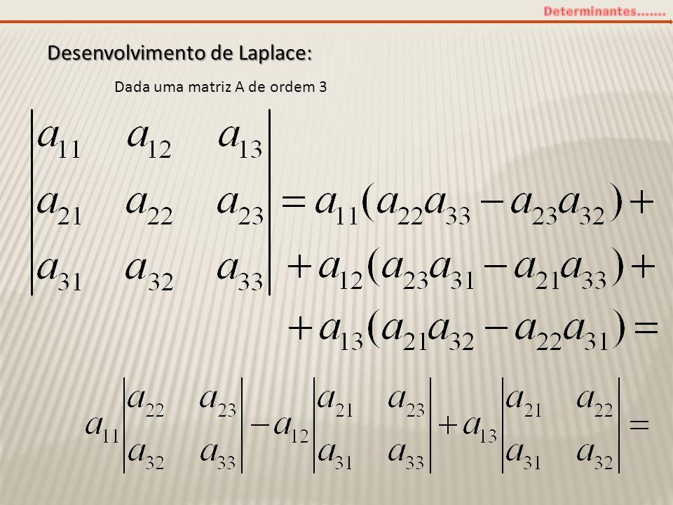 Desenvolvimento de Laplace:
