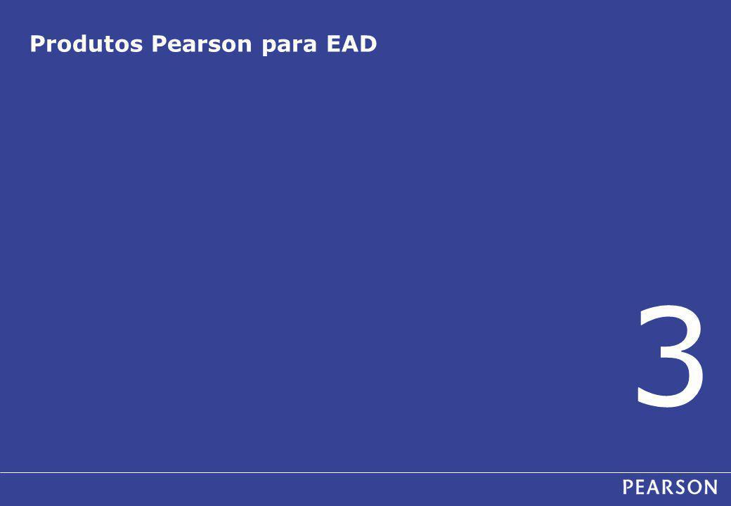 Produtos Pearson para EAD