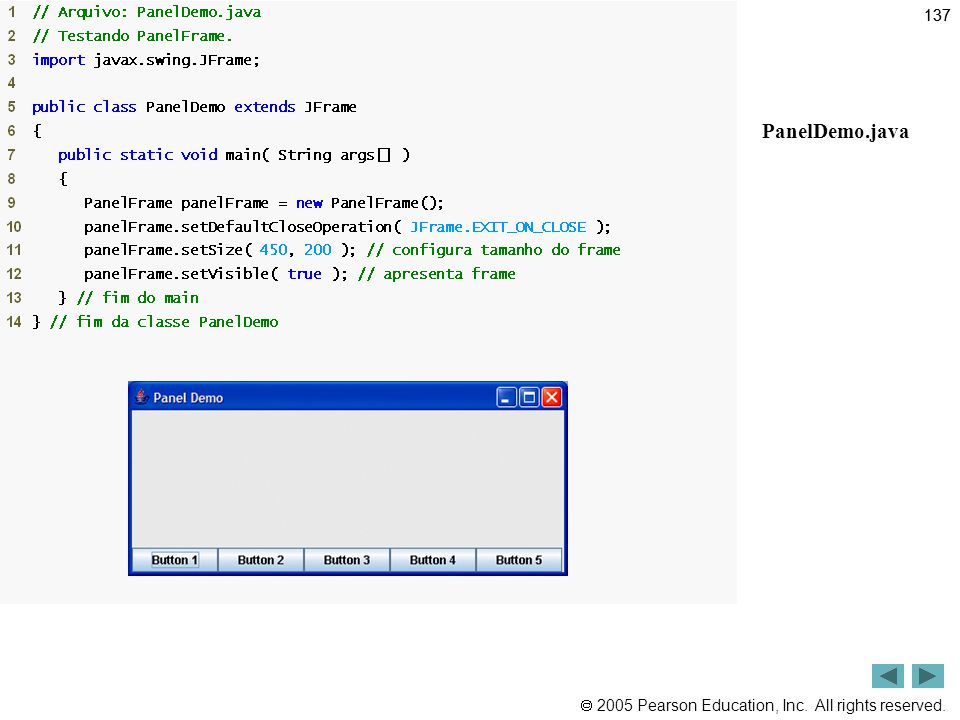137 Outline PanelDemo.java