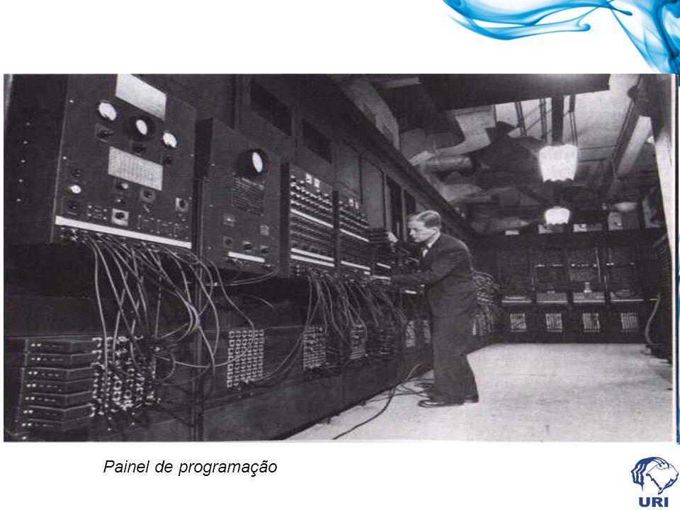 Painel de programação