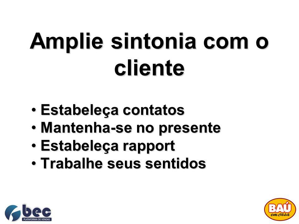 Amplie sintonia com o cliente