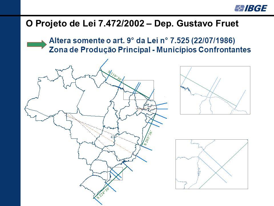 O Projeto de Lei 7.472/2002 – Dep. Gustavo Fruet