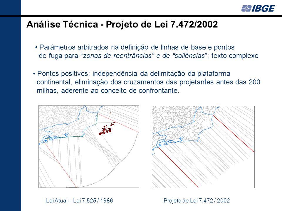 Análise Técnica - Projeto de Lei 7.472/2002