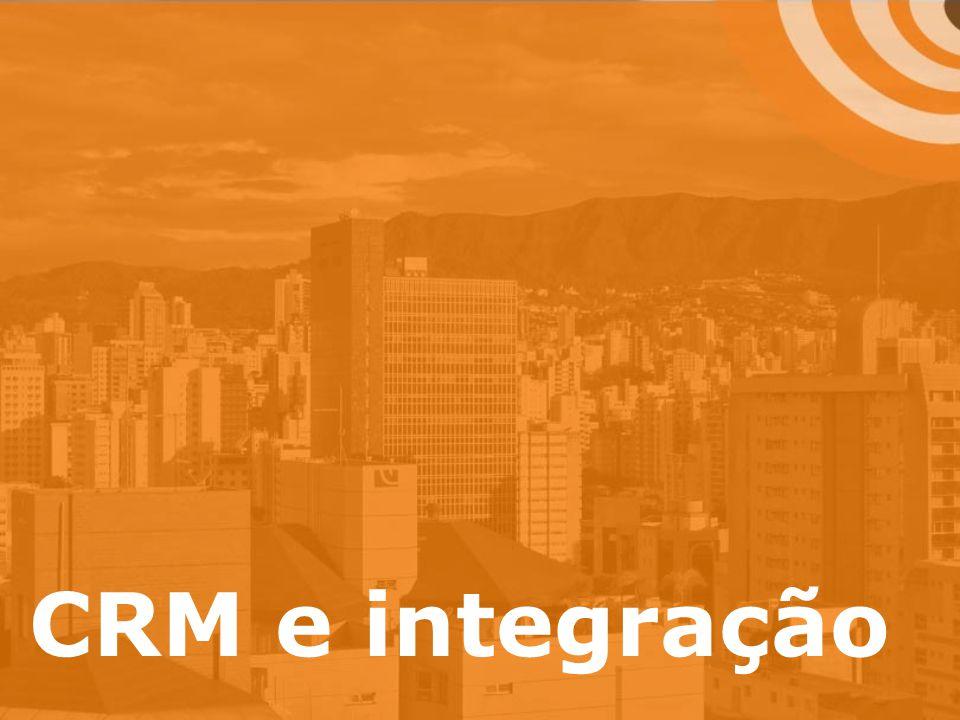 CRM e integração