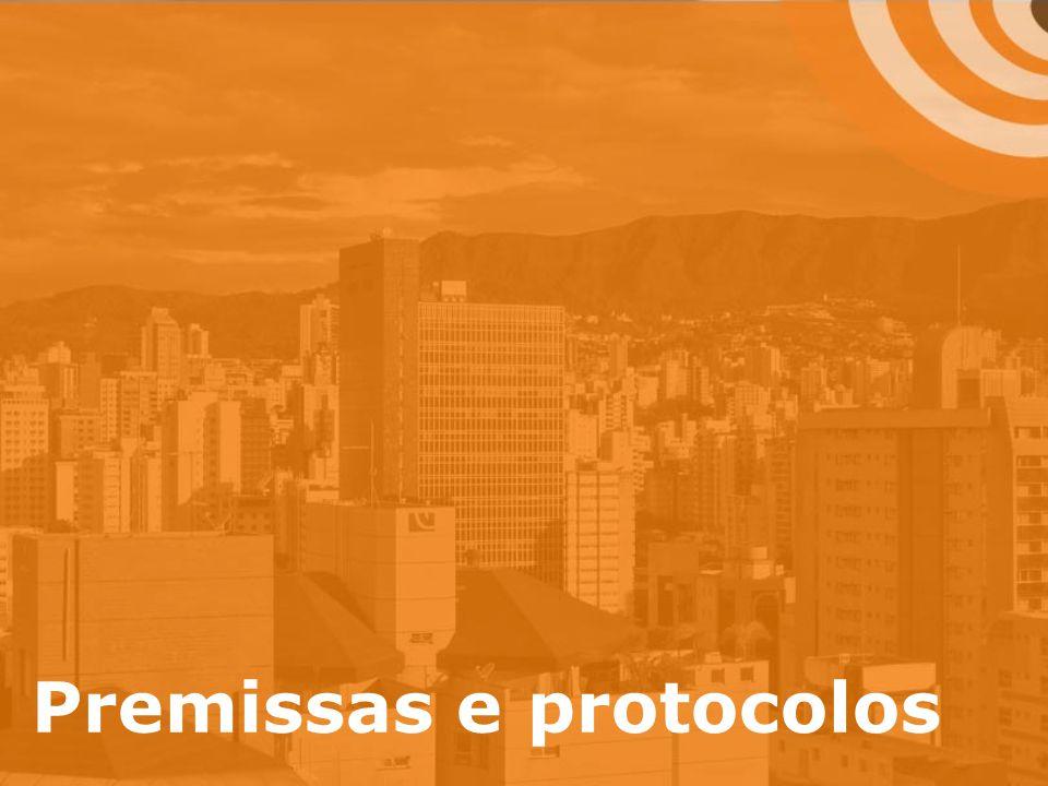 Premissas e protocolos