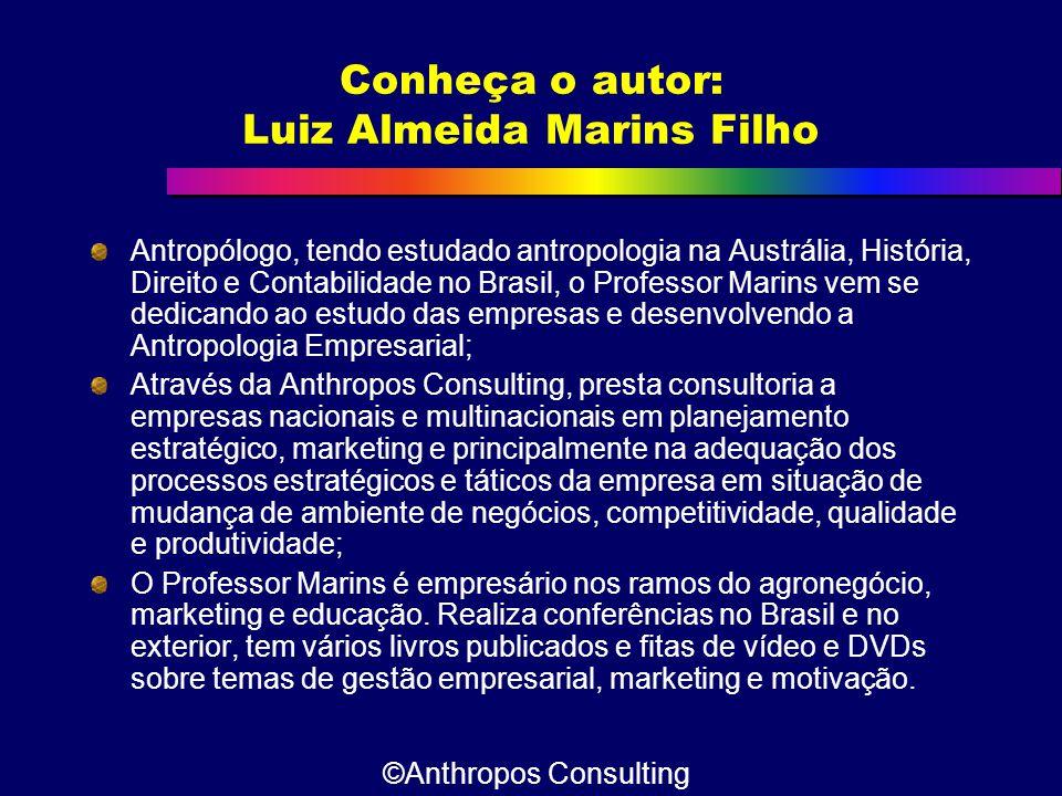 Conheça o autor: Luiz Almeida Marins Filho