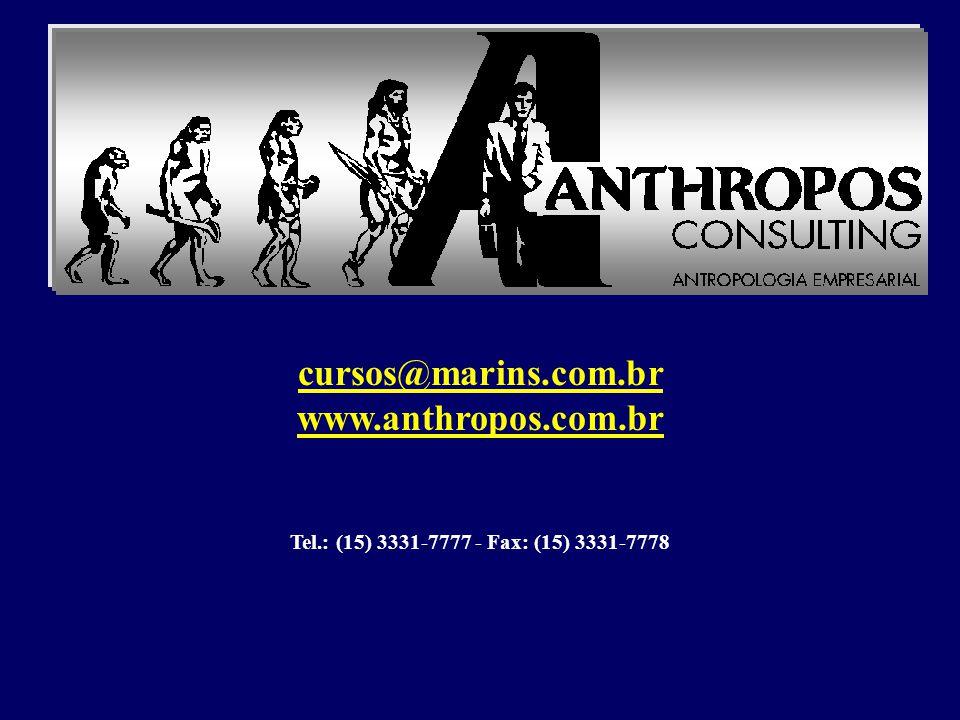 cursos@marins.com.br www.anthropos.com.br