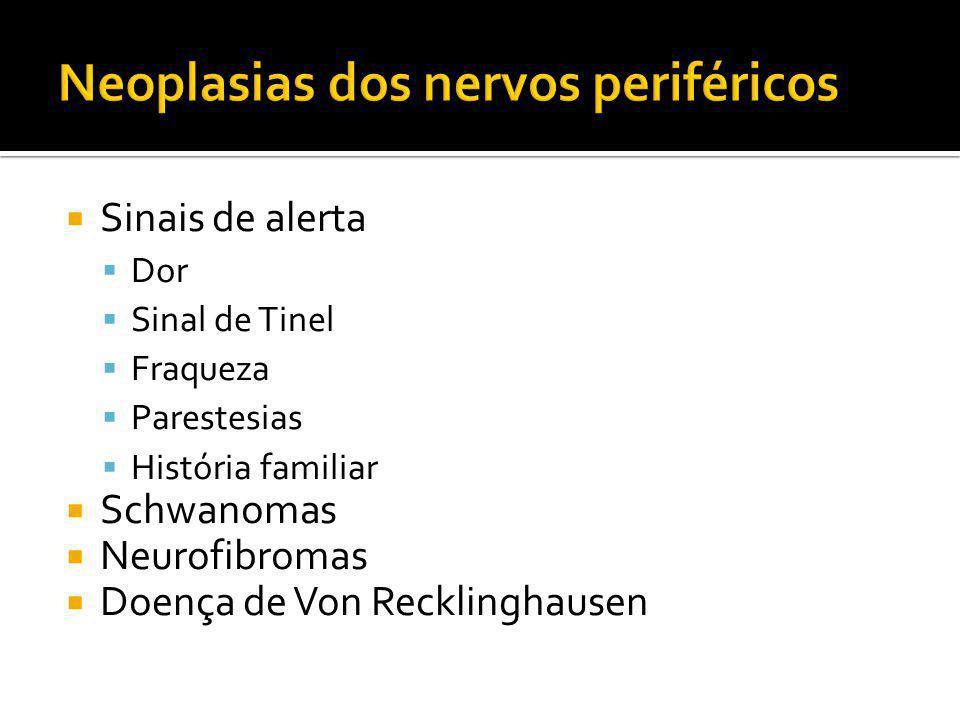 Neoplasias dos nervos periféricos