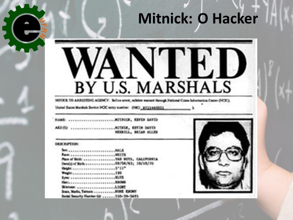 Mitnick: O Hacker