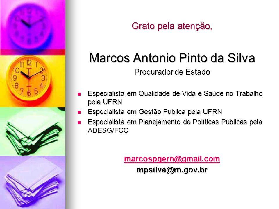 Marcos Antonio Pinto da Silva