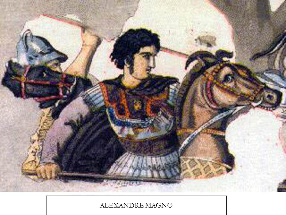 ALEXANDRE MAGNO