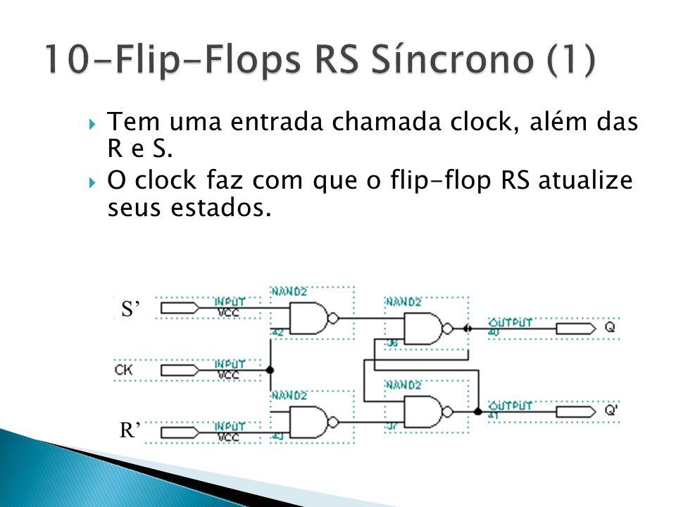 10-Flip-Flops RS Síncrono (1)