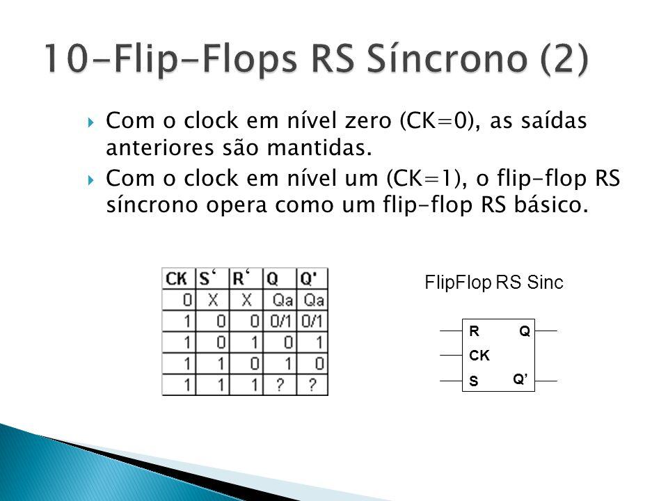 10-Flip-Flops RS Síncrono (2)