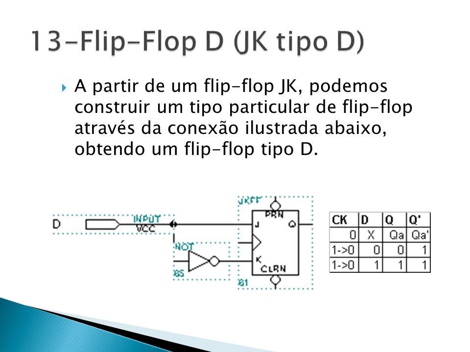 13-Flip-Flop D (JK tipo D)