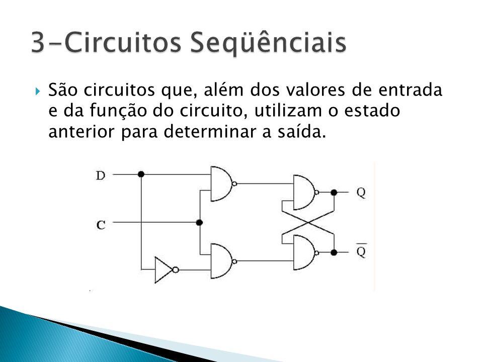 3-Circuitos Seqüênciais