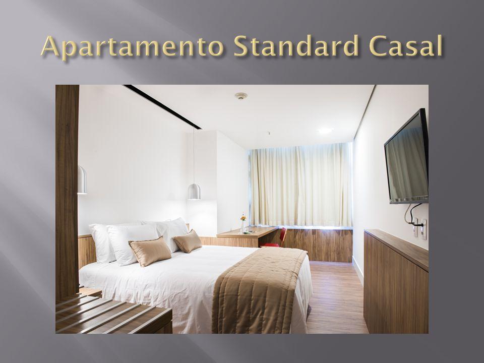 Apartamento Standard Casal