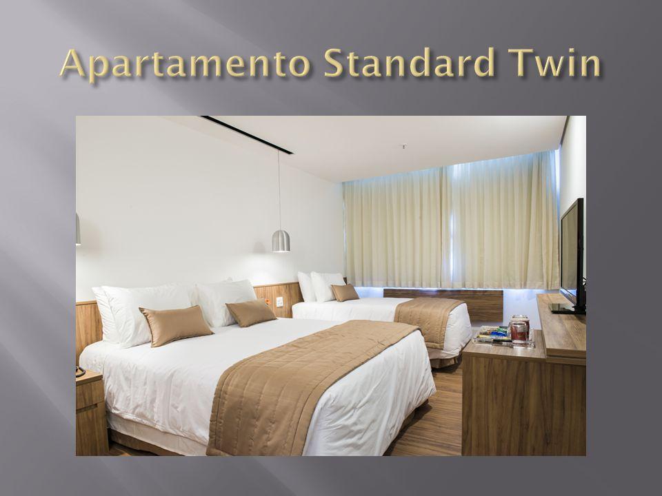 Apartamento Standard Twin