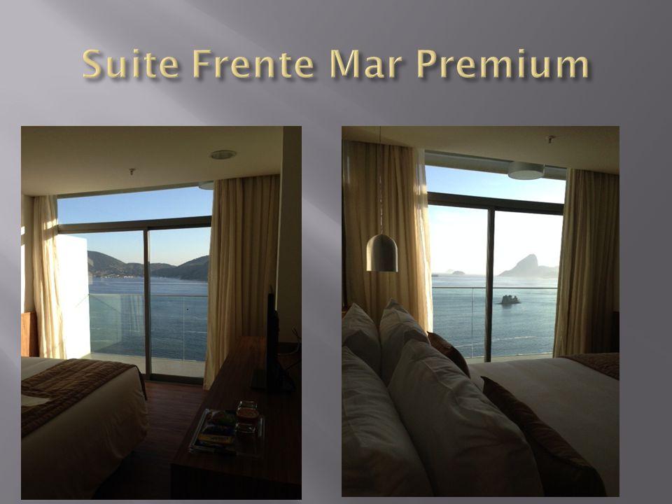 Suite Frente Mar Premium