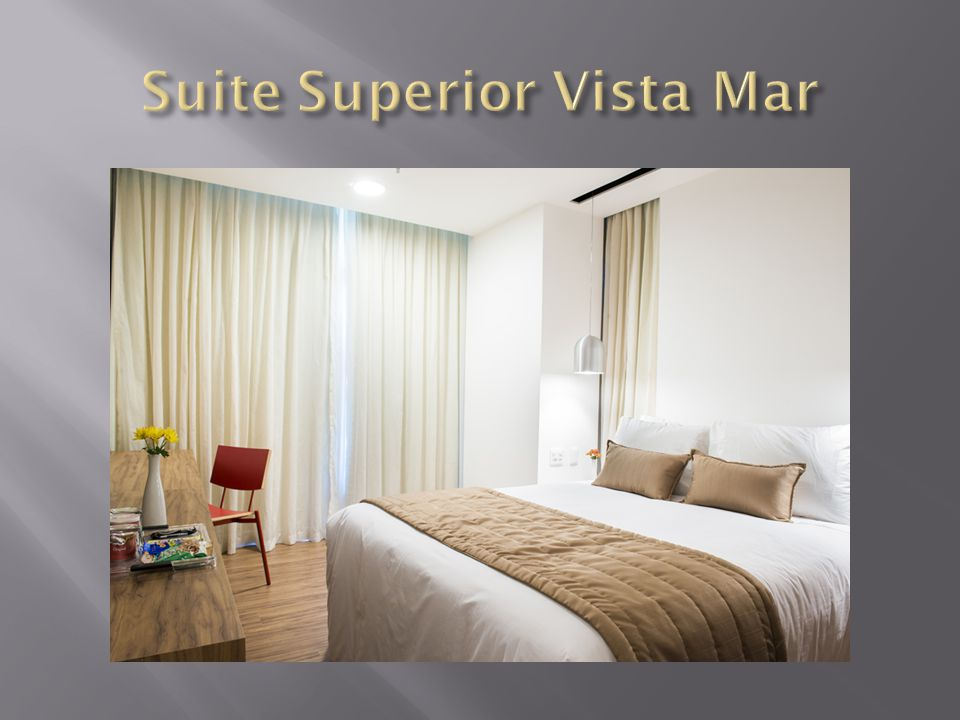 Suite Superior Vista Mar