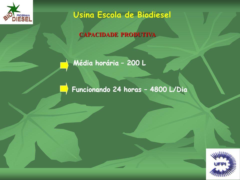 Usina Escola de Biodiesel