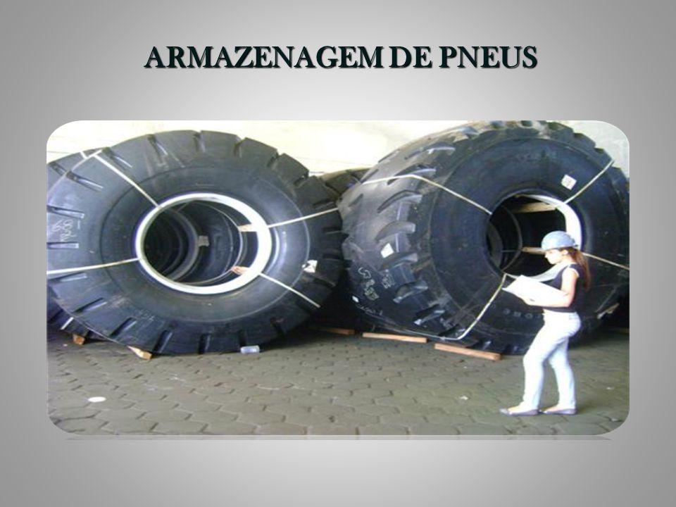 ARMAZENAGEM DE PNEUS