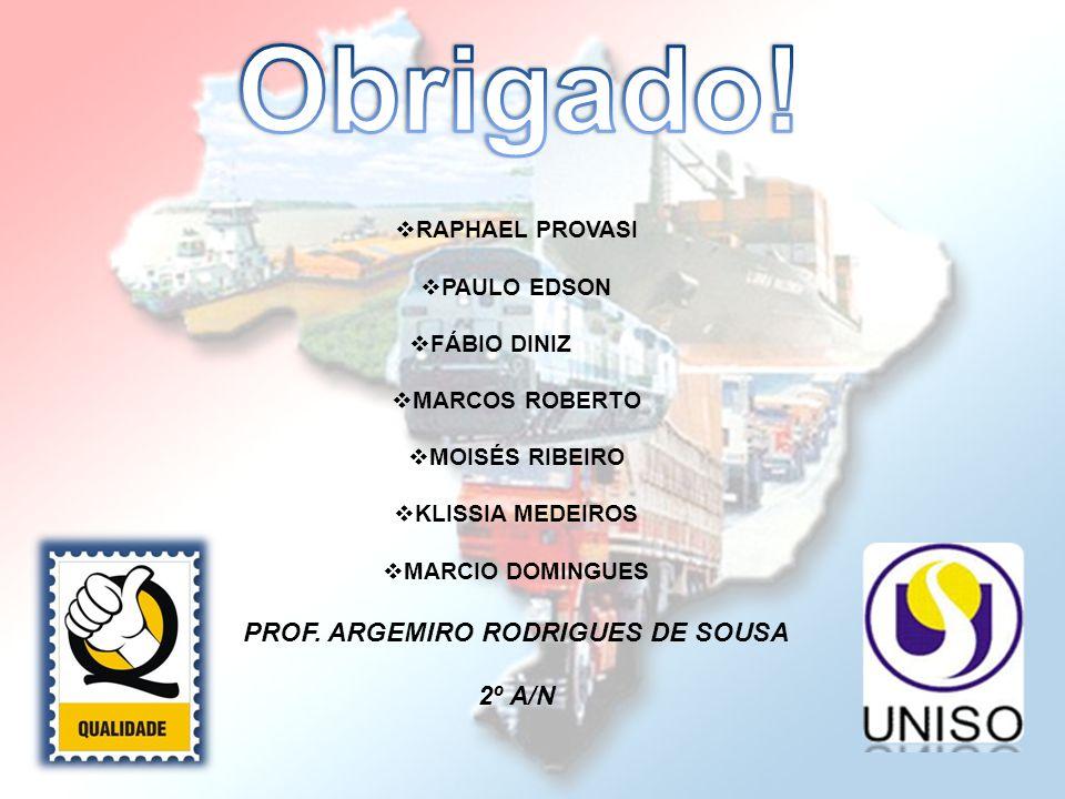PROF. ARGEMIRO RODRIGUES DE SOUSA