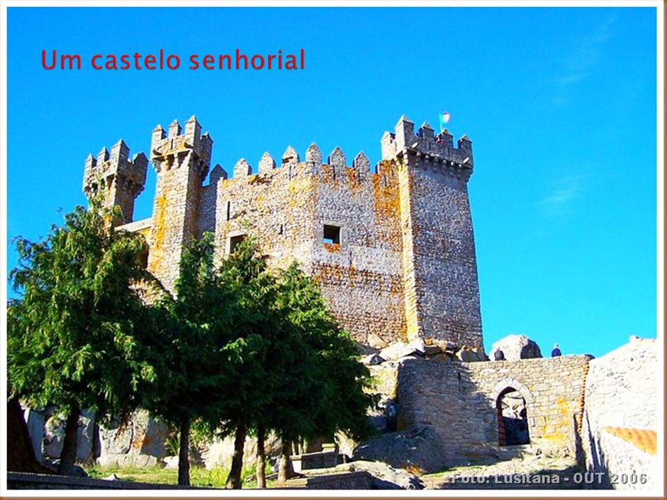 Um castelo senhorial