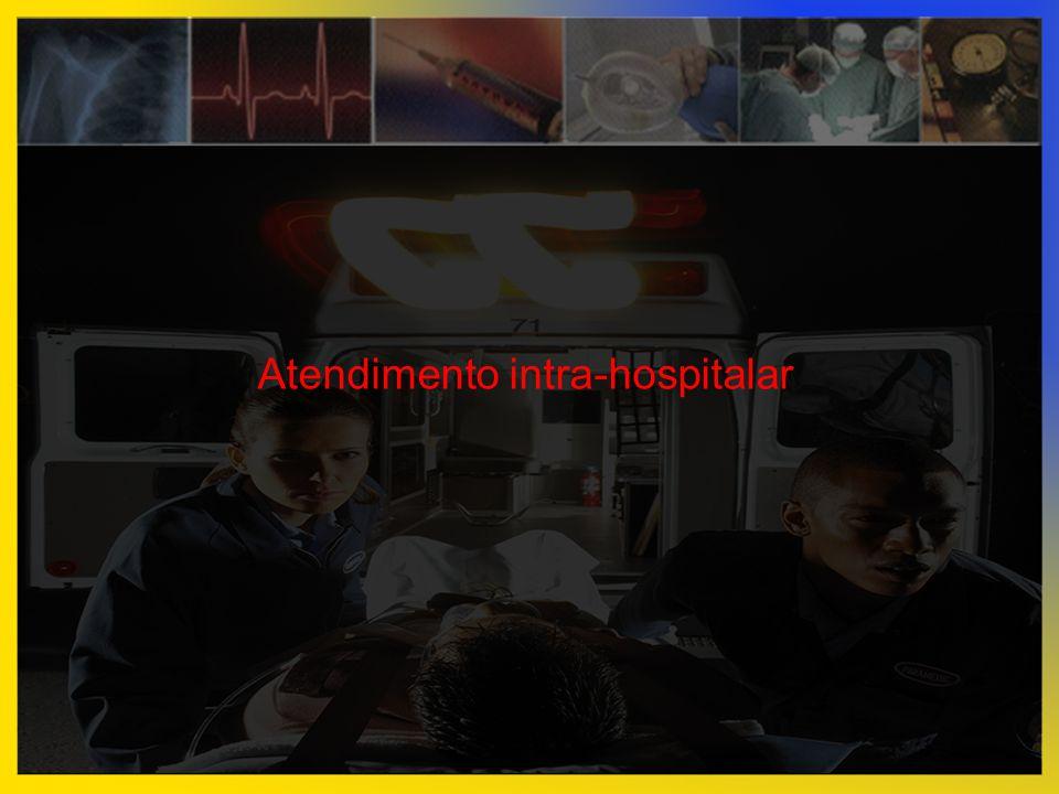 Atendimento intra-hospitalar