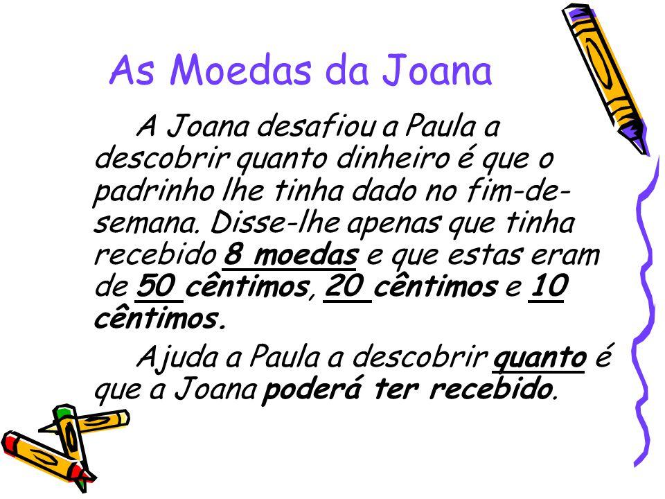 As Moedas da Joana