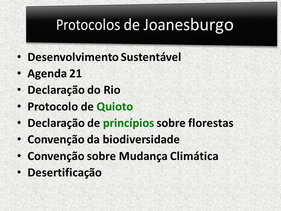 Protocolos de Joanesburgo