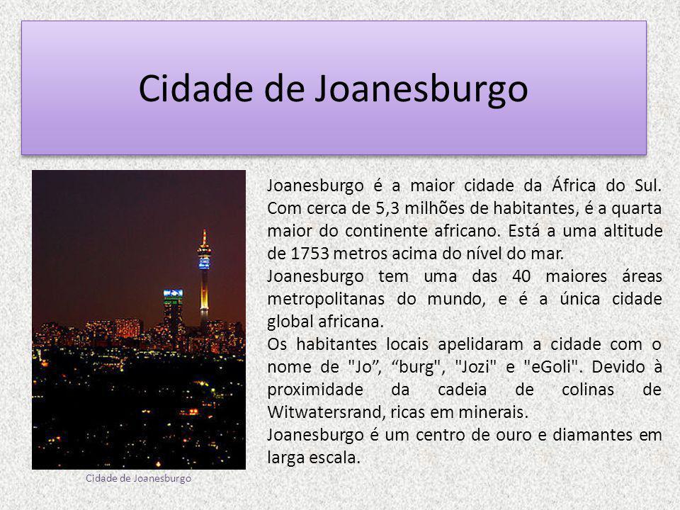 Cidade de Joanesburgo