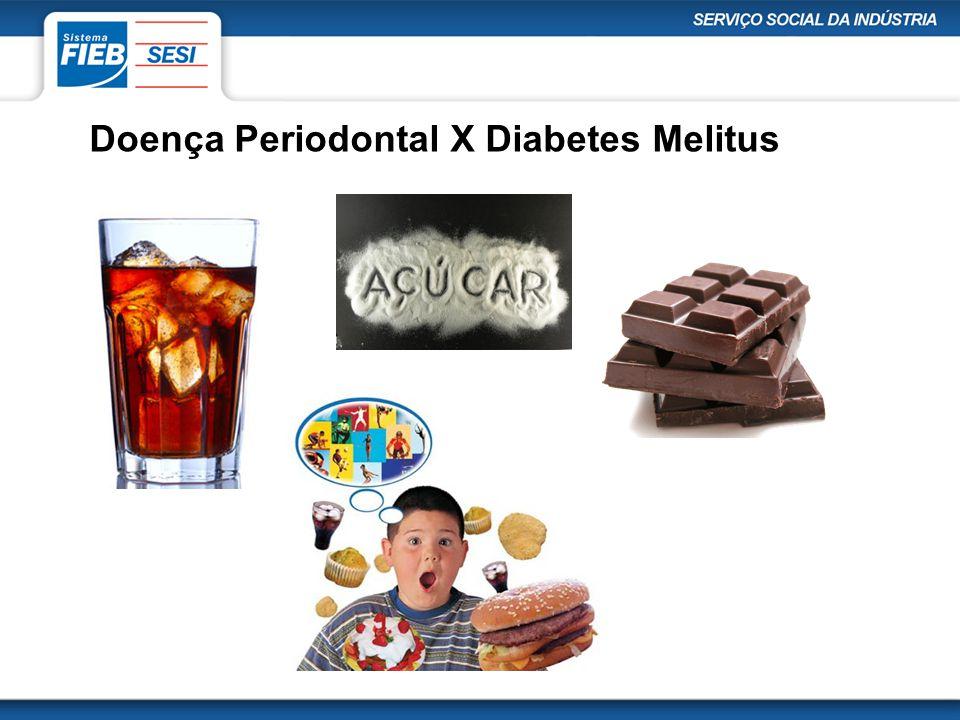 Doença Periodontal X Diabetes Melitus