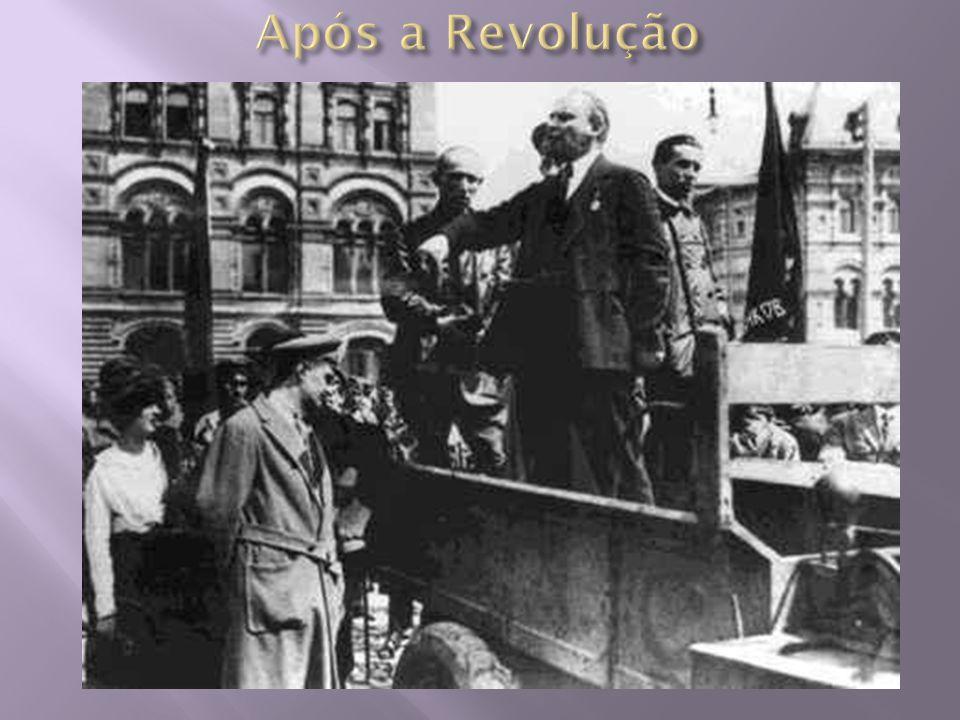 Após a Revolução