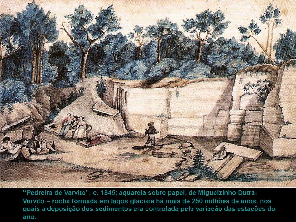 Pedreira de Varvito , c
