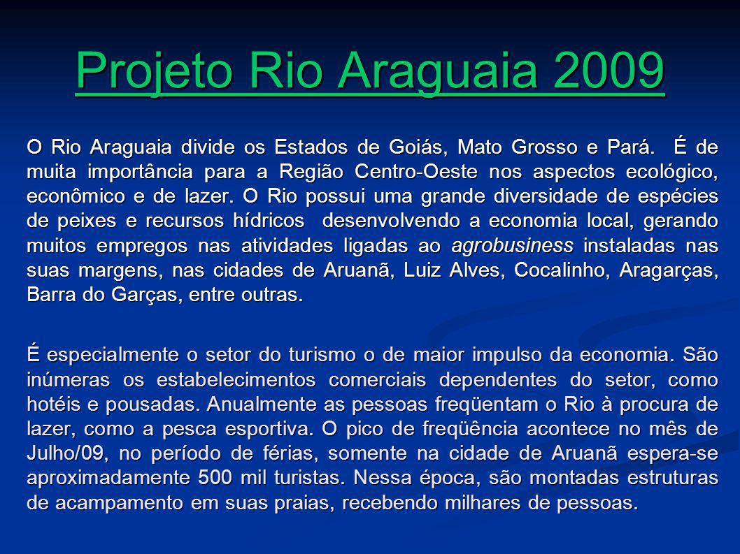 Projeto Rio Araguaia 2009